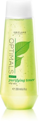 Optimals White Purifying Toner Oily Skin