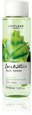 Oriflame Sweden Love Nature Face Toner Aloe Vera