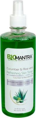 BioMantra CuCumber And Aloe Vera Toner