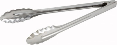 Dynore DS_100 Stainless Steel 25 cm Utility Tongs