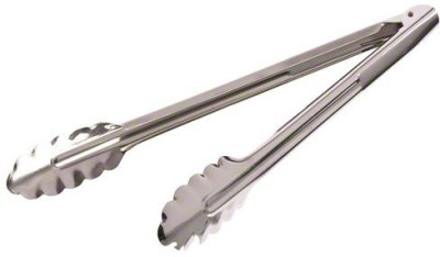 Update International ST-12HD/CS St12HdCs 180 Stainless Steel HeavyDuty Spring Tongs