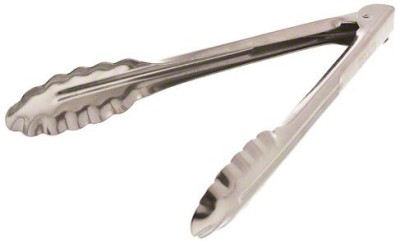 Browne Foodservice 4511 4511 Stainless Steel Super Heavy Coil Spring Operated Utility Tong