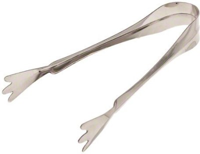 Browne Foodservice 1158 1158 Stainless Steel Ice Tongs With Chicken Feet Claw