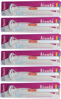 Ajanta Multicolor Tongue Cleaner