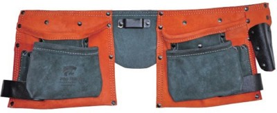 PRO-TECH Leather Tool Holster(Number of Pockets - 11)
