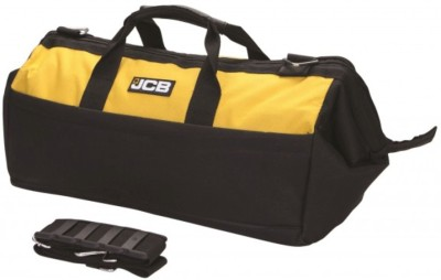 JCB Polyester Tool Bag(Number of Pockets - 2)