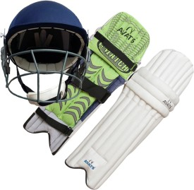 Avats Set Of Masoori Helmet Pad Cricket Cricket Kit