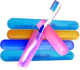 Divinext 5 pcs Toothbrush Case(Pack of 5)