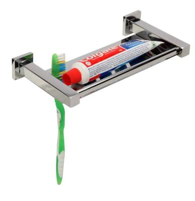 Zahab MICRA BRUSH HOLDER Stainless Steel Toothbrush Holder(Steel, Wall Mount)