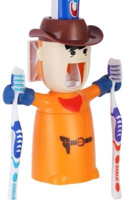 Teeta Plastic Toothbrush Holder