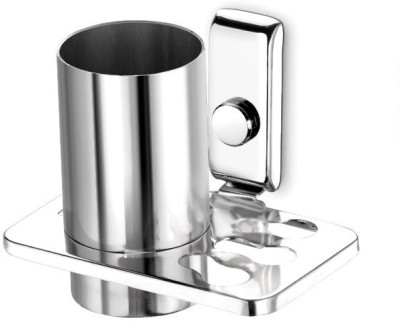 dazzle Stainless Steel Toothbrush Holder