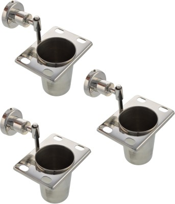 Dolphy Stainless Steel Toothbrush Holder