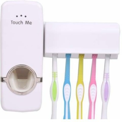 JLT Touch Me Automatic Vacuum Toothpaste...