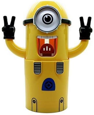 Goodbuy Minions automatic Plastic Toothbrush Holder