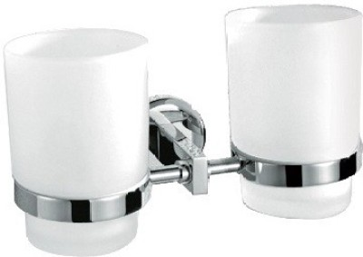 CBM Brass, Stainless Steel Toothbrush Holder