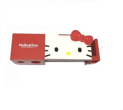 Goodbuy kitty Plastic Toothbrush Holder