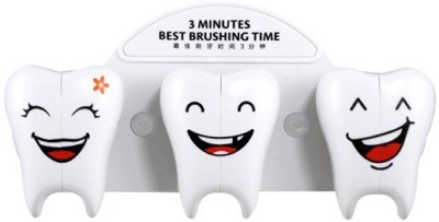 Divinext Plastic Toothbrush Holder