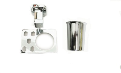 Sparrow Stainless Steel Toothbrush Holder