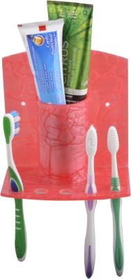S Decor Plastic Toothbrush Holder