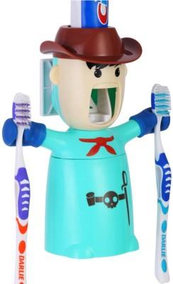 DIZIONARIO Magnetic Base Plastic Toothbrush Holder