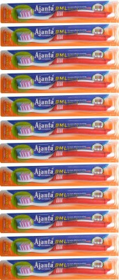 Ajanta BML Toothbrush Pack of 12 pieces