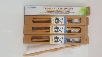 Sterishell Bamboo Toothbrush