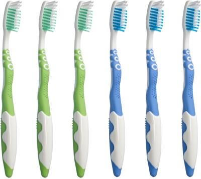 Kent Refresh Hard and Soft Premium Toothbrush