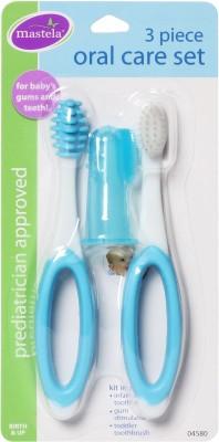 Mastela 3 Piece Oral Care Set