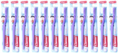 Classic Junior Soft Toothbrush (Pack of 12 )