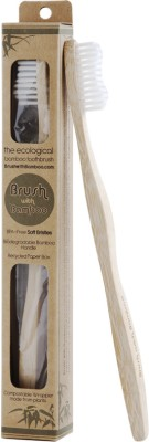 Brush With Bamboo Eco Friendly Toothbrush 1 - Pack of 1