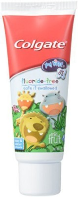 Colgate My First Fluoride-Free Mild Fruit Toothpaste, 1.75 oz Toothpaste(50 ml) at flipkart
