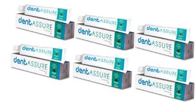 Assure Vestige Dentassure Toothpaste Mint Toothpaste Neem, Clove Toothpaste