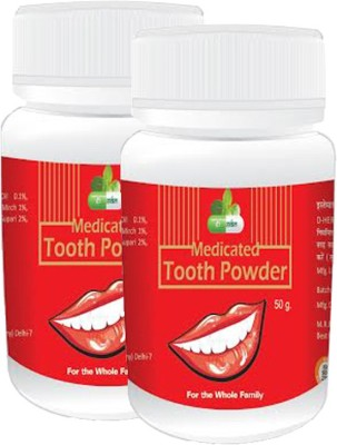 Dherbal Tooth Powder testless Toothpaste