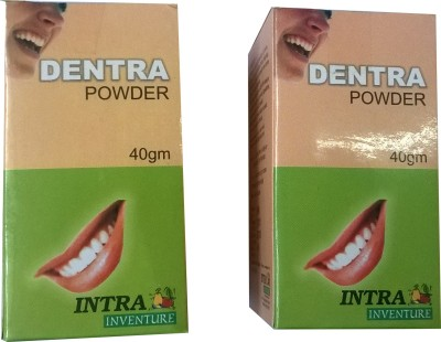 Dentra Tooth Powder Natural Toothpaste