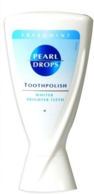 Pearl Drops Daily Shine Tooth Polish Freshmint Toothpaste(50 ml)
