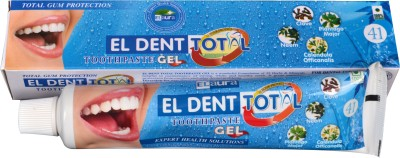 Dr. Lal's Expertise El Dent Total Sweet Herbal Gel Toothpaste