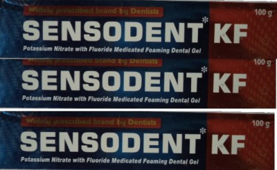 Indoco Sensodent Kf Paste Apple Toothpaste