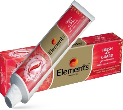 Elements Fresh -O- Guard Gel Toothpaste Gel Toothpaste(120 g)