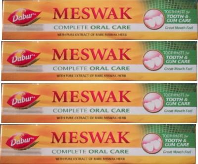 Dabur MESWAK cardamom,, elaichi,, mint Toothpaste(200 g)