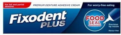 Fixodent Plus Food Seal Toothpaste