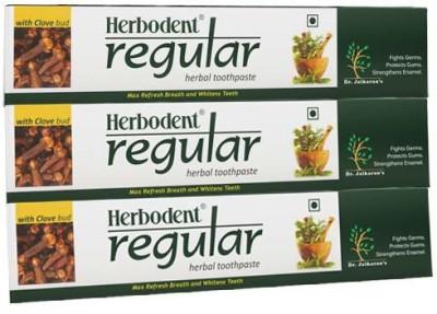 Dr. Jaikaran Herbodent Regular Herbal Toothpaste