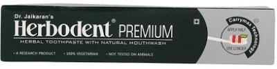 Herbodent Premium Herbal Toothpaste Natural Flavour Toothpaste(100 g)