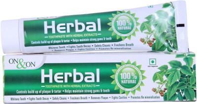 On & On Herbal TP Neem Toothpaste