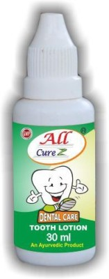All Curez Dental Care Lotion Natural Toothpaste
