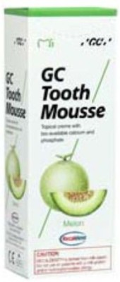 Recaldent GC Tooth Mousse Melon Toothpaste