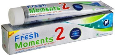Modicare Fresh Moments 2 Toothpaste Fresh Mint Toothpaste(100 g)
