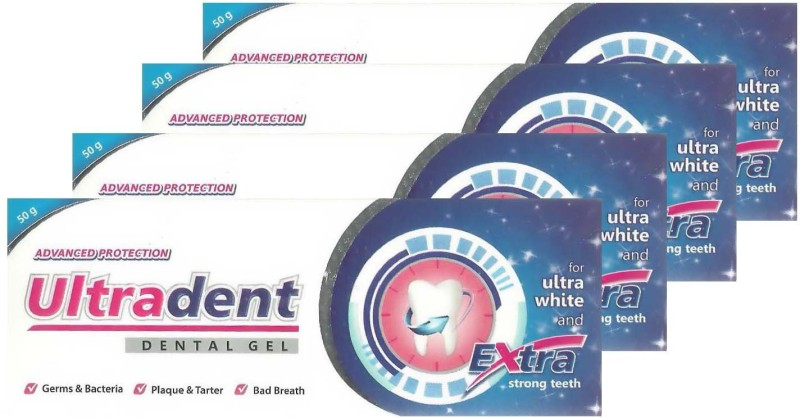 Ultradent Dental Gel Menthol With Cooling Crystal Toothpaste(200 g)
