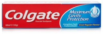 Colgate Maximum Cavity Protection Great Regular Flavour Mint Toothpaste