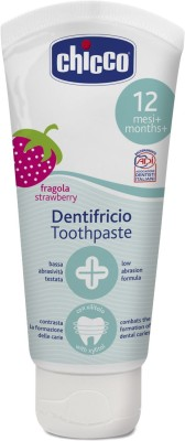 Chicco F T Strawberry Toothpaste(50 ml)