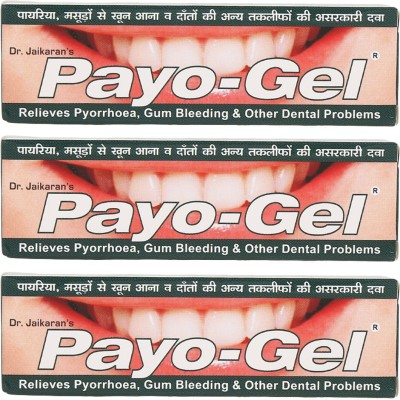 Dr. Jaikaran Payo-Gel Herbal Toothpaste